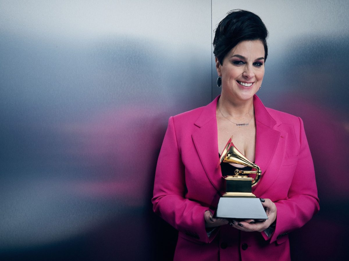 Tracy Young Grammy