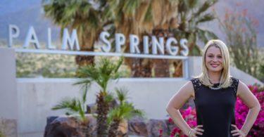 Christy Holstege Palm Springs Mayor