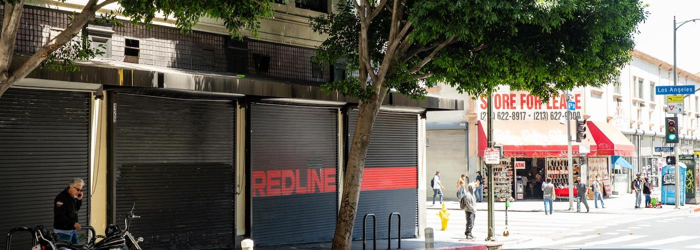 Redline gay bar