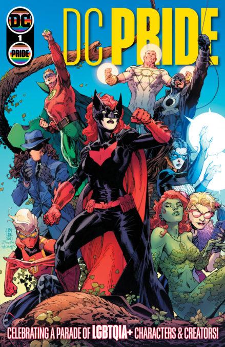 DC Comics DC Pride Anthology