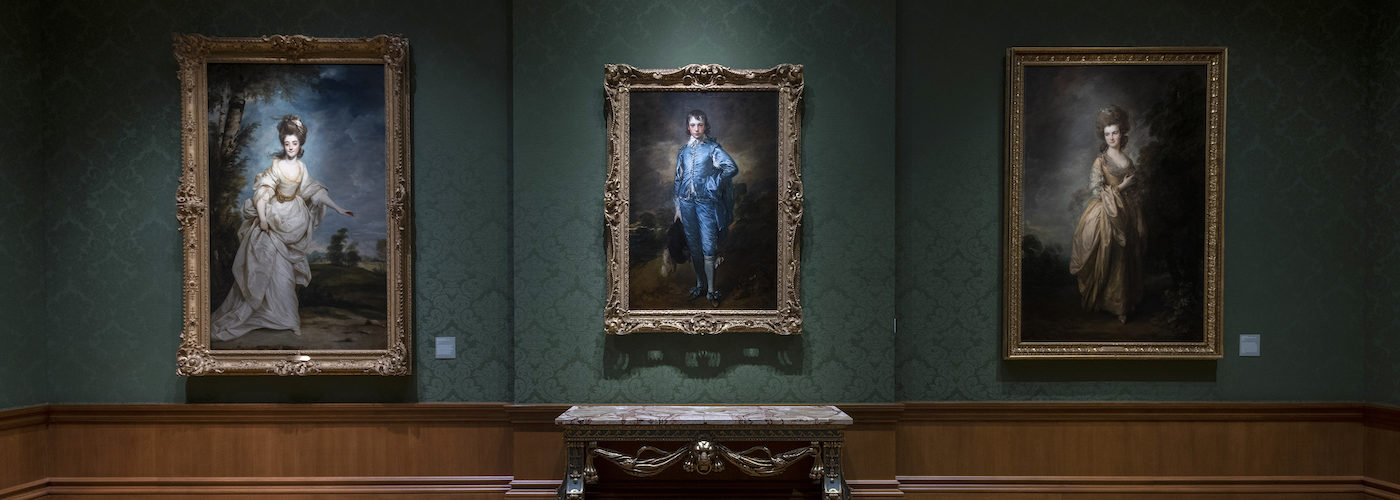 Kehinde Wiley The Blue boy